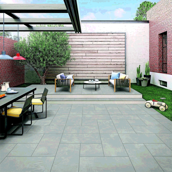 Outdoor Tiles In Low Ambient Temperatures